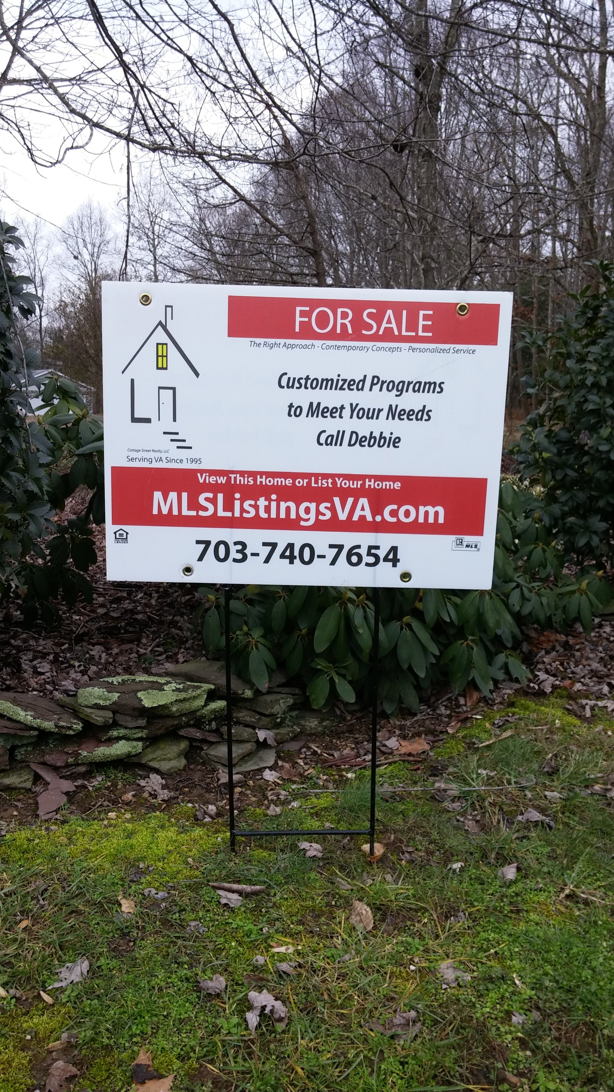 Real estate for sale by owner - Yard Sign Rental Homes For Sale By Owner Fsbo Virginia Flat Fee Mls Listings