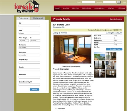 house to rent by owner